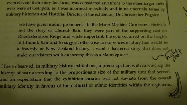How Te Papa exploits its bicultural policy to manufacture Maori consent for whitewashed histories
