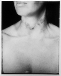 CGW4 - Fiona Pardington, Choker