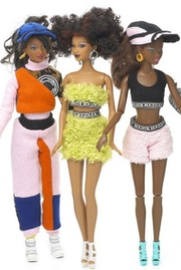 hip hop barbie