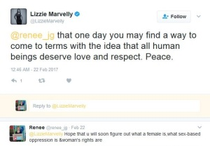 lizzie love and peace